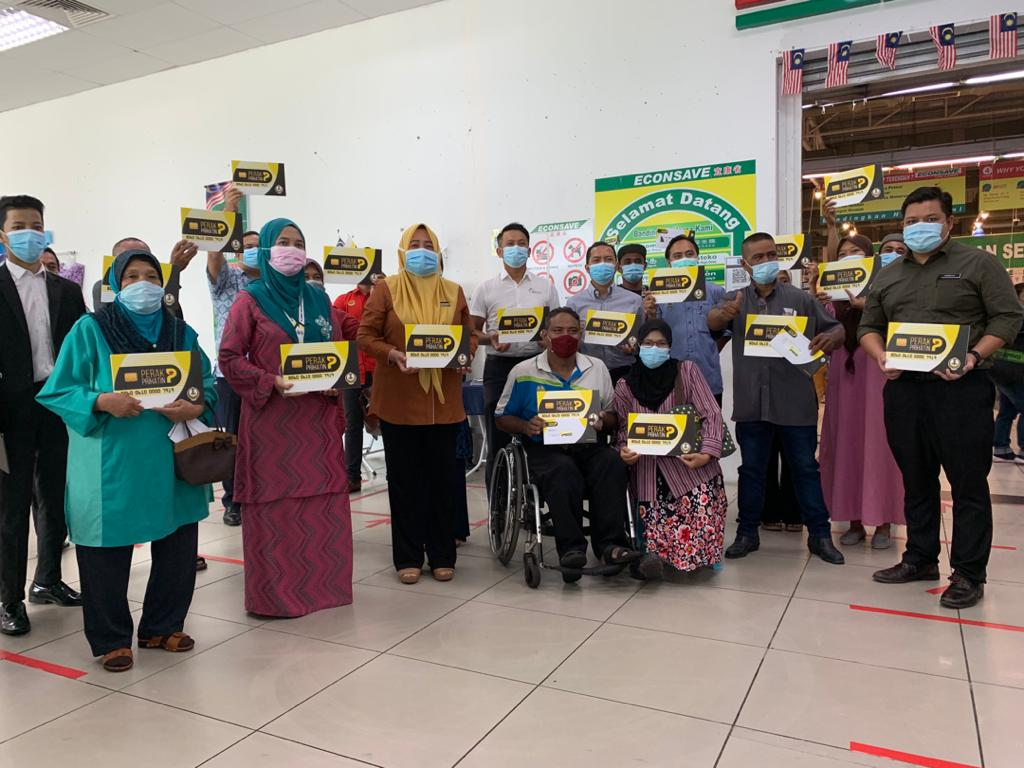 Perak continues Perak Prihatin Program with additional recipients and allocations