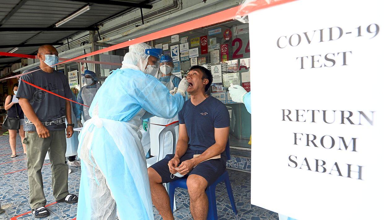 Tatacara Saringan Covid-19 Percuma Oleh Kerajaan Negeri Selangor Di Selcare Clinic